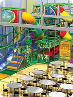 Wild Things Soft Play Centre - Concept Design